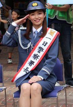 セントフォース伊藤綾子さん写真セット 警察一日署長等_画像2