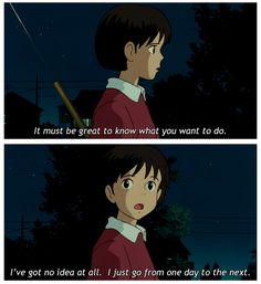 207 Best Whisper Of The Heart Images Hayao Miyazaki Studio Ghibli
