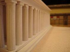 The Parthenon Athens Greece Model - Instructables Mykonos Greece, Crete Greece, Athens Greece, Santorini, Parthenon Athens, Architectural Columns, Greek Isles, Greece Islands, Corfu