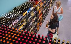 Try 1,304 different premium craft sodas from around the world at KC Soda Co. at the Legends Outlets
