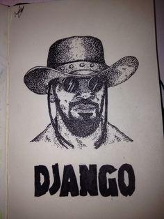 Django - By C. Jagger