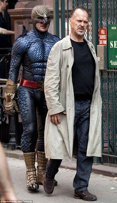 Yo insisto que esta película hubiera quedado mejor con Phantom y no con Birdman