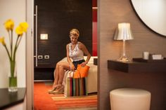 A moment of relaxation in one of our suites. Relax, Affair, In This Moment, Home, Design, House, Ad Home, Homes