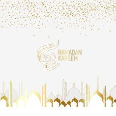 Ramadan Cards, Mubarak Ramadan, Islam Ramadan, Ramadan Greetings, Hijrah Islam, Happy Birthday Frame, Birthday Frames, Eid Al Adha, Eid Mubarak Hd Images