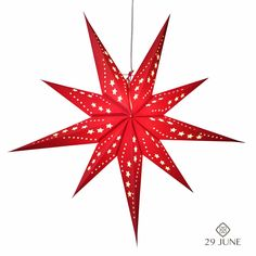 Star Lamps for Festive Season http://www.29june.com/index.php/paper-stars.html