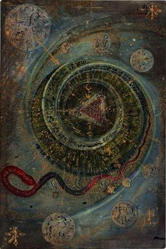 Flying into ancient dreams, I find the magic of the universe awaiting me.       Leigh J. McCloskey'sGrimoire.