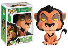 Scar - Disney - Lion King - Funko Pop on NerdFu  http://thenerdfu.com/social-gallery/scar-disney-lion-king-funko-pop