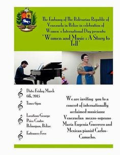 Women and Music: A Story to Tell