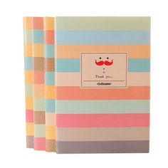 Paper-Blank-Pages-BIG-Notebook-Note-Book-Journal-Diary-Notepad-Memo-Notebook