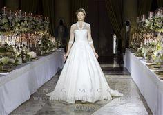 Abiti da sposa Enzo Miccio: eleganza e sobrietà dal gusto retrò abiti da sposa Enzo Miccio 2015