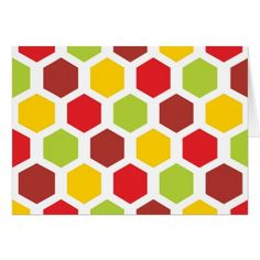Get your hands on a customizable Honeycomb postcard from Zazzle. Find a large selection of sizes and shapes for your postcard needs! Thanksgiving Greeting Cards, Happy Thanksgiving, Family Holiday, Holiday Decor, Card Patterns, Honeycomb, Create Your Own, Personalized Gifts, Shapes