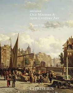 Christie's, Old Masters and 19th Century Art, Amsterdam (3028) | 7 May 2013