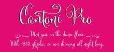 Cantoni font by Debi Sementelli http://www.fontmatters.com/cantoni-font/