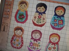 russian cross stitch patterns | thought it was time for a bit of a freebie.....