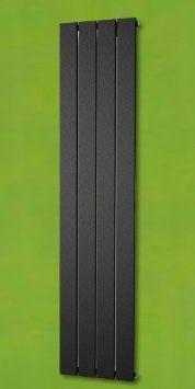 €120 Design Paneelheizkörper Heizkörper Badheizkörper 90 x 30 mit Mittelanschluss Anthrazit: Amazon.de: Baumarkt