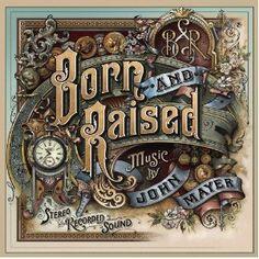 Born & Raised [CD, Import, from UK]  ジョン・メイヤー