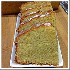 Sugee AlmondCake w/ corn flour