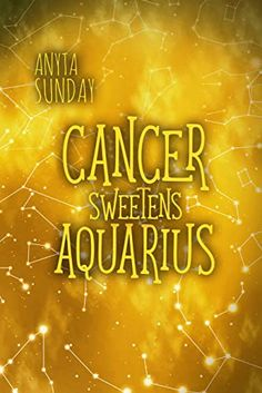 Cancer Sweetens Aquarius (Signs of Love #5.5) [Reid & Sullivan] by Anyta Sunday 🌟 5 🌟 #UltraMeitalReviews #BookReview #Romance #GayRomance #LGBTQ #ContemporaryRomance #AnytaSunday #SignsofLove #Review #Reviews #Books #Reading #Readingtime #BookShelf #BookShelves #BooksBooksBooks