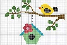 Resultado de imagen de embroidered cushions for children Cross Stitch For Kids, Cross Stitch Boards, Cross Stitch Baby, Cross Stitch Animals, Cross Stitch Flowers, Cross Stitching, Cross Stitch Embroidery, Embroidery Patterns, Hand Embroidery