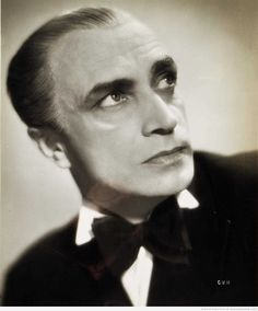 Conrad Veidt The Passing of the Third Floor Back 1935 Hollywood Walk Of Fame, In Hollywood, Conrad Veidt, The Man Who Laughs, Actor Secundario, Pre Code, Thing 1, Play Golf, Casablanca