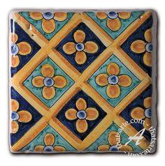 Italian tile that I adore!