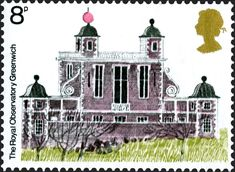 Royal Mail Special Stamps |Royal Observatory Greenwich
