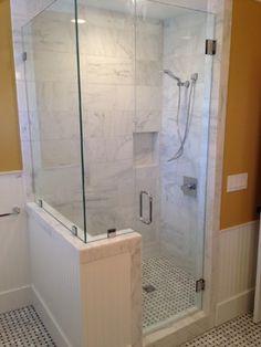 Renovation week 19 bath remodel pinterest marbles for Bathroom remodeling oklahoma city