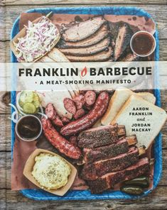 Inside the Pit: Franklin Barbecue: A Meat-Smoking Manifesto. Just got this book ! Can't wait to try it!!!!!
