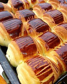 Image may contain: food Paleo Recipes, Bread Recipes, Cooking Recipes, Pogaca Recipe, Japanese Milk Bread, Turkish Recipes, Ethnic Recipes, Milk Bread Recipe, Salty Foods