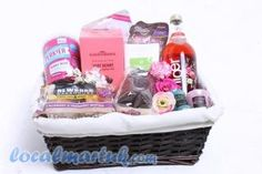 Perfect occasional gift of gluten free hampers gluten free hampers gluten free hamper httphampersurprisegluten negle Gallery