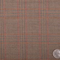 I wear all these colors regularly.   Beige/Multi-Color Plaid Suiting Fabric by the Yard | Mood Fabrics