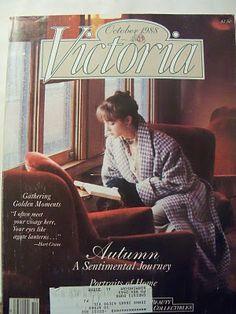 Remembering Victoria Magazine