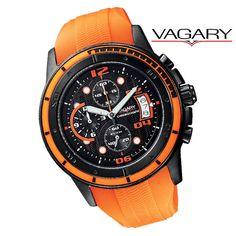 Orologi Vagary per chi ama il design di valore, precisione e affidabilità.