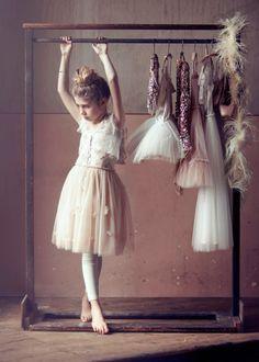 Tutu du Monde A/W 2012/13 #Kidsfashion #ballerina