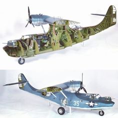 Beautiful!!! HPH Models 1/32 PBY-5A Catalina (Cutaway) #scalemodel #cutaway #plastimodelismo #usinadoskits #udk #miniature #maqueta #maquette #modelismo #plasticmodel #plastimodelo #scalemodelkit