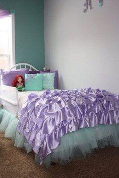 So cute for a mermaid themed room!