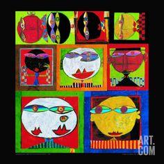 Art.fr - Reproduction d'art 'We Live in Paradise, c.1999 (detail)' par…