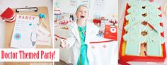 super cute doctor party
