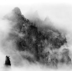 Michael Kenna - Anhui, China