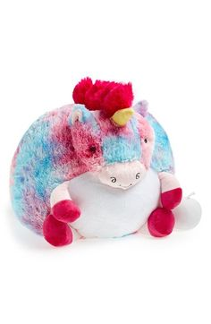 SQUISHABLE 'Unicorn - Prism' Plush Stuffed Animal available at #Nordstrom
