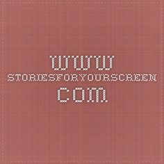 www.storiesforyourscreen.com - annie96 is typing ...