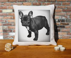 8 Best French Bulldog Gift Ideas Images Cushion Cushions French
