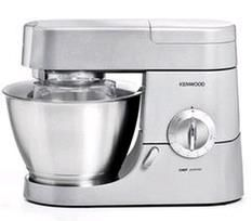 Kenwood KMC570GL - Robot da Cucina, Impastatrice, 1000 Watt ...