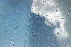 Rain Through Window Photo Credits: Nilanjan Patra  http://www.dreamwanderlust.com/rainy-days.php   Feature Photography - Rainy Day