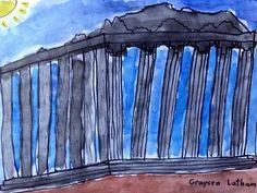 Artsonia Art Museum :: Artwork by Graysen80 Parthenon