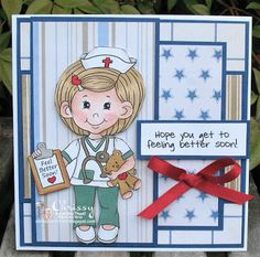 Cute digi stamps and clipart for your crafting delight. New Nurse, Digi Stamps, Feel Good, Giveaway, Paper Crafts, Clip Art, Christmas Ornaments, Holiday Decor, Creative
