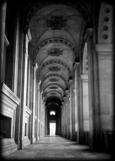 Louvre, Paris (L. McPhee)