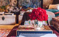 Espalhe flores pelos ambientes da casa - Decoração - iG