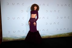 Zendaya's Latest 'Dune' Premiere Look Is an Ab-Baring Knockout | Vogue