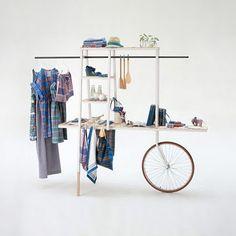 storage bike